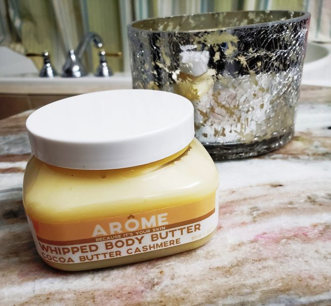Arome Whipped Body Butter
